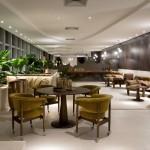 Lobby de Entrada e Bilheteria – Projeto de Adriana Mundim e Fernando Galvão
