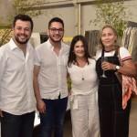 Antônio Jr, Johnathan Fereira, Kiara Franco e Angélica Freitas - foto Silvio Simões - 0016