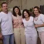 Kaio Franco, Marcia Albieri, Kiara Franco, Karine Franco - foto Silvio Simões - 0241