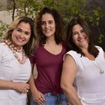 Karine Franco, Mariela Romano, Kiara Franco - foto Silvio Simões - 0322