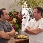 Paulo Reis e Kaio Franco - foto Silvio Simões - 0042